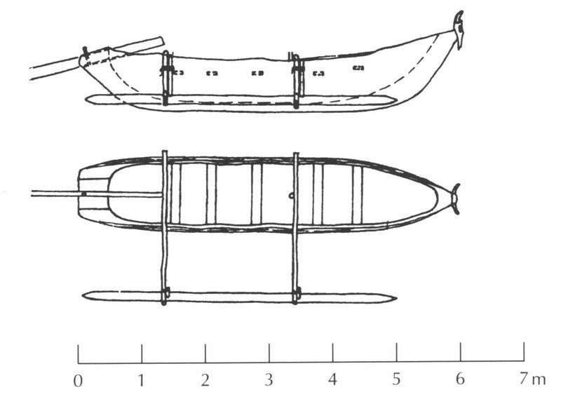 The Boat of Monoxylon I Expedition