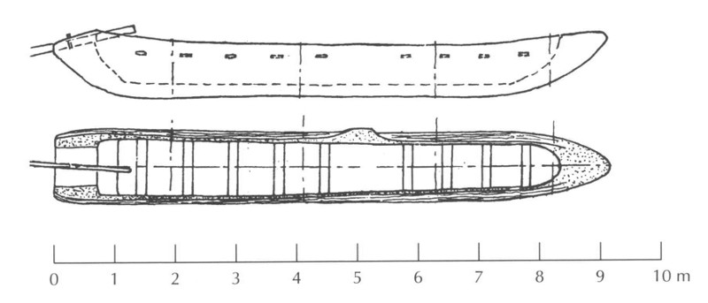 The Boat of Monoxylon II Expedition
