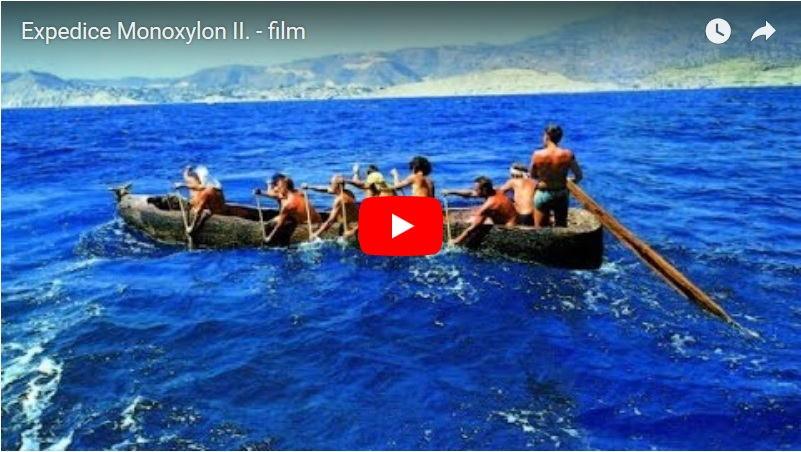 Film featuring Monoxylon II Expedition